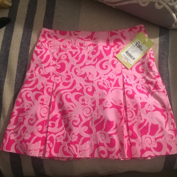 Lilly Pulitzer Other - Lilly Pulitzer's Girls Skirt